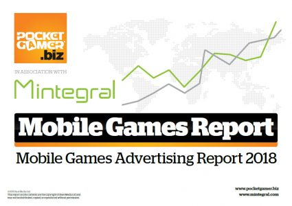 Mobile Games Advertising Report 2018