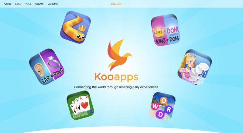 Apps of Kooapps
